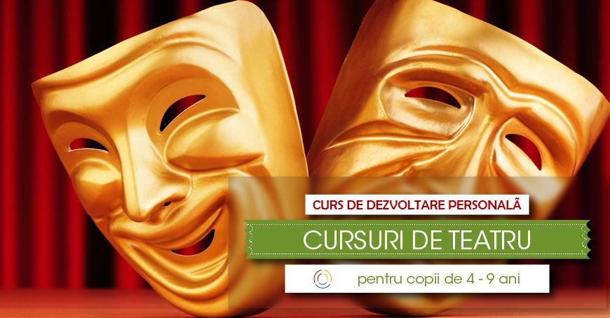 Teatru pentru copii - Cursuri actorie Pro Erudio