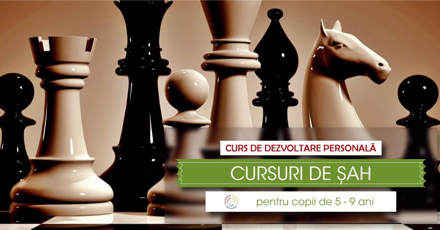 Cursuri de șah pentru copii